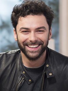 Want to see Aidan Turner, AKA Poldark, out of those stiff jackets and in some 21st century clobber? Well, look no further