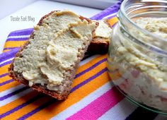 Taste Eat: Hummus- idealny zamiennik masła