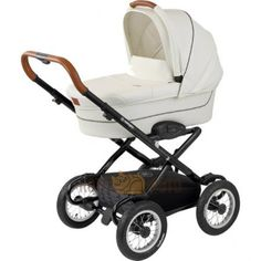Коляска-люлька Navington Galeon (Royal Snow)  — 32370р. -------- коляска-люлька для детей до 9 месяцев. Максимальная нагрузка 12 кг