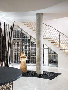 18 Super Stylish Wine Rooms. Wine Storage CellarsHome ...
