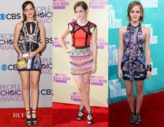 I would most definitely break into Emma Watson's house and steal some - if no all - of her premiere dresses! Who wouldn't want these museum-worthy pieces in their wardrobe? // Paula F.  #theblingring #pintowin