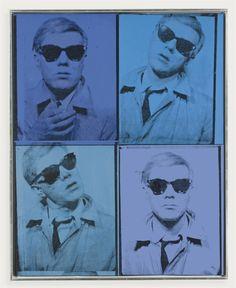 Andy Warhol, Self Portrait,1963-1964
