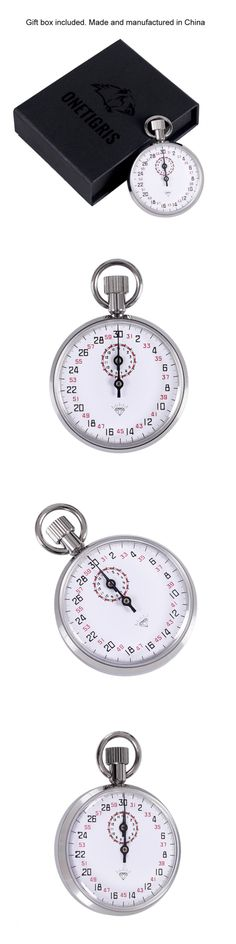 Stopwatches 166149: Onetigris Diamond Sport Durable Mechanical Timer Stopwatch Analog Stopwatch 1 10 -> BUY IT NOW ONLY: $58.47 on eBay!