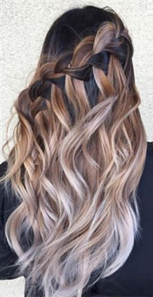 HOW-TO, Formulas & Pricing #behindthechair #balayage #braids #haircolor