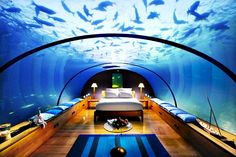 Submarine Room at Poseidon Undersea Resort