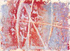 monotype by Patrizia Biaducci