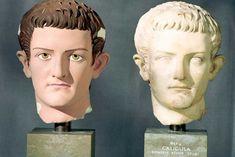 Luz ultravioleta revela cores originais de estátuas gregas: bem diferente do que imaginávamos