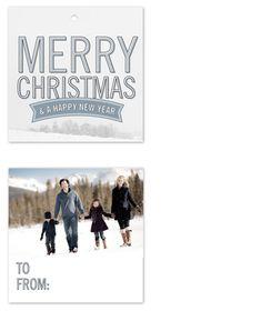 gift tags - Winter Wonderland by Katie Speelman