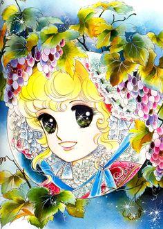 Lady Georgie from person who drew candy candy Manga Drawing, Manga Art, Manga Anime, Illustrations, Manga Illustration, Old Anime, Anime Guys, Betty Boop, History Of Manga