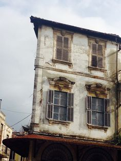 Old House, Antakya #antakya #antiohia #house #historical #oldhouse #streetphotography #outdoors #travel #Turkey