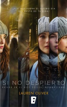 Buy Si no despierto by Lauren Oliver and Read this Book on Kobo's Free Apps. Discover Kobo's Vast Collection of Ebooks and Audiobooks Today - Over 4 Million Titles! Streaming Movies, Hd Movies, Movie Film, Movies Online, Streaming Vf, Good Books, Books To Read, Lauren Oliver, Books For Teens