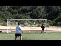 best goalkeeper training - YouTube