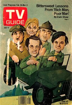 M*A*S*H Christmas episode December 15, 1980 [TV Guide ad ...