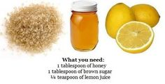 Is your skin looking dull or discolored? Try this super simple DIY facial scrub recipe.