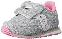 Saucony Girls Baby Jazz Crib Sneaker (Infant)