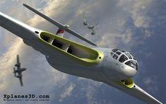 Heinkel Long-Range Bomber Projec