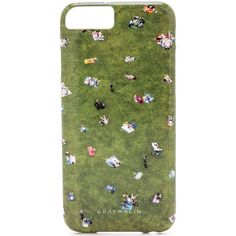 Gray Malin The Central Park iPhone 6 / 6s Case ($50) via Polyvore featuring accessories, tech accessories and multi