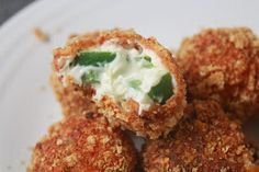 Accidentally Wonderful: Low Carb Jalapeno Popper Bombs