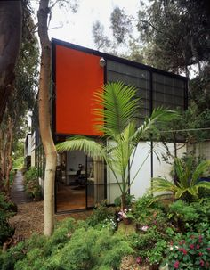 A Virtual Look Into Richard Neutra s Unbuilt Case Study House      The  Alpha House