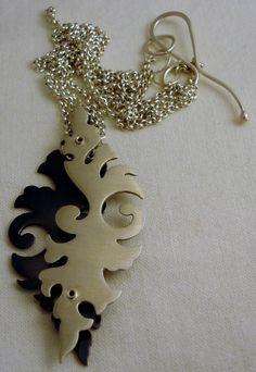 CK Metal Smithing - Pendant Necklace