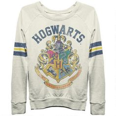 Hogwarts sweatshirt. I want. $30