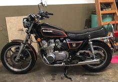Moto Kawasaki 650 SR