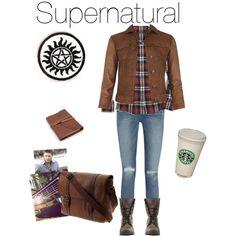 #samwinchester #supernatural #cosplay