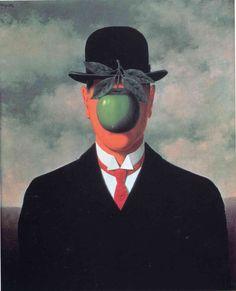 Rene Magritte wielka wojna