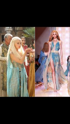 Game of Thrones inspired fashion