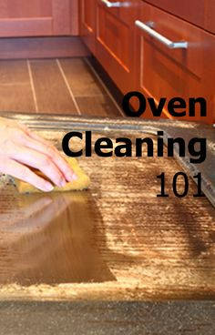 Top Tips for Cleaning the Oven #tips #howto #cleaning