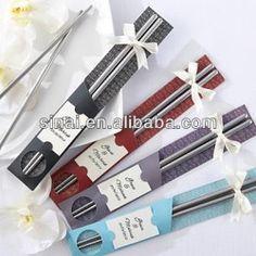 14a702cbc721 personalized chopsticks wedding favors Baguette