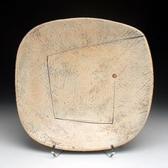 mary barringer pottery | Red Lodge Clay Center | Mary Barringer | plates and platters | Pinter ...