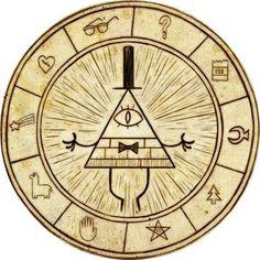 El Círculo de Bill Cipher