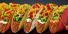 Yummmmm! I love me some tacos! #yum #Tacobell