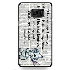 Sticth TATUM-10164 Samsung Phonecase Cover For Samsung Galaxy Note 7