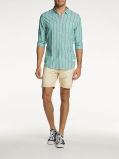 Super Soft Beach Shirt |Shirt l/s|Men Clothing at Scotch & Soda