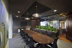 The Sustainable Offices of Yard House Restaurants