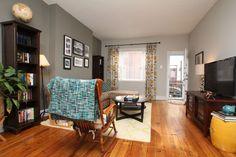 charming living room