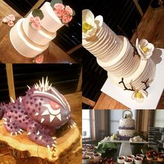 Park Hyatt Beaver Creek   Spring Weddings   Wedding Cakes   Groom's Cake   Cakes by Chef Jackie