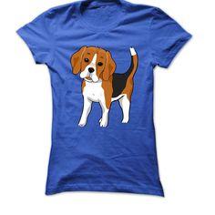 I love my beagle T-Shirts, Hoodies. BUY IT NOW ==► https://www.sunfrog.com/Pets/I-love-my-beagle-ladies.html?id=41382