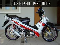 Modifikasi Motor Supra X 125 Simple 9 Articles And Images Curated On Pinterest Supra Motor Simple