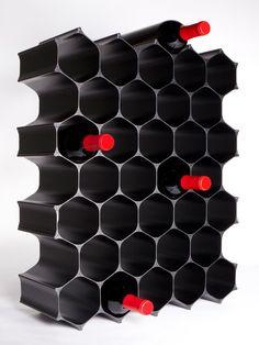 Winehive - wine rack