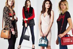 62b798a6d4 8 fantastiche immagini su Borse guess | Bags, Beautiful bags e Italy ...