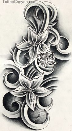 Tattoo Designs Flowers2 Flowers  Free Download 25589 picture 12245