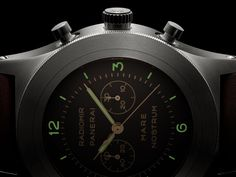 At SIHH 2015 Officine Panerai unveiled its new reconstructed and resurrected Mare Nostrum.