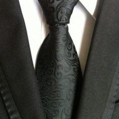 8 cm neck ties for men luxury silk mens necktie corbata black Gravata Jacquard Slim Tie Business paisley corbatas seda Fashion Pattern, Suit Accessories, Clothing Accessories, Men's Clothing, Wedding Accessories, Grey Tie, Gray, Black Tie, Paisley Tie
