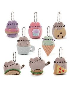 Pusheen Snack Time Surprise Plush Blind BoxPusheen Snack Time Surprise Plush Blind Box,