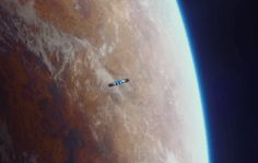 Laureline and Valerian Leaving Exo Space! - http://techmash.co.uk/2017/07/10/laureline-valerian-exo-space/
