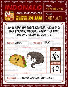 Dukun 3D Togel Wap Online Indonalo Banda Aceh 2 September 2017