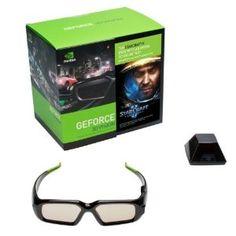 NVIDIA 3D Vision Glasses Kit w/StarcCraft II (Electronics)  http://www.amazon.com/dp/B0045Y1JI4/?tag=bmw13-20  B0045Y1JI4
